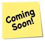 eNews is Coming Soon!